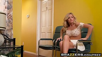 Brazzers - Doctor Adventures - A Dose Of Cock For Co-Ed Blues scene starring Jessa Rhodes and Keiran