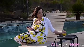 The Mature Anal Queen Next Door - Dana Dearmond - FULL SCENE on http://ALLAnalMOM.com