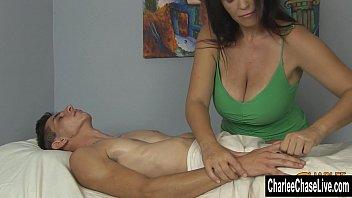 Charlee Chase Big Tit Happy Ending Massage