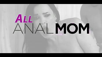 Stepmom's Cam Show - Silvia Saige - FULL SCENE on http://ALLAnalMOM.com