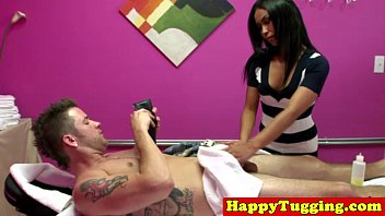 Real japanese masseuse gives happy ending