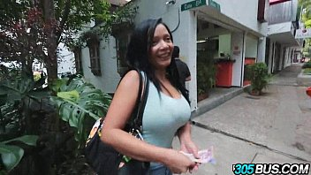 Fucking big butt girl in Colombia 2.1