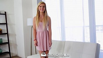 CastingCouch-X - Beautiful Bella Rose takes a facial from the casting agent