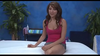 See this sexy 18 year old girl doxy get fucked hard by her massage therapist